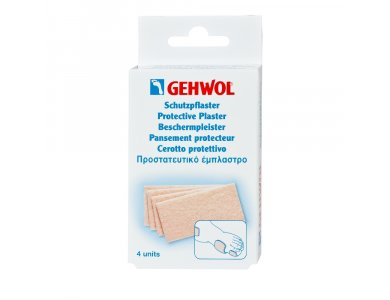 GEHWOL PROTECTIVE PLASTER THICK 4ΤΕΜ