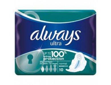 ALWAYS ULTRA NORMAL PLUS 16X10