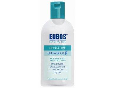 EUBOS SHOWER OIL F 200ML