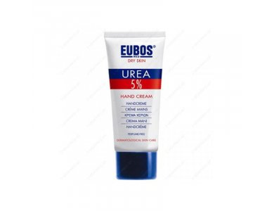 Eubos Hand Cream Urea 5%, Κρέμα Χεριών 75ml
