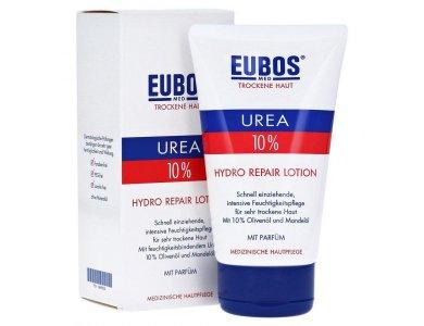 Eubos Urea 10% Hydro Repair Lotion, Ενυδατική Λοσιόν Σώματος με Ουρία 10% 150ml