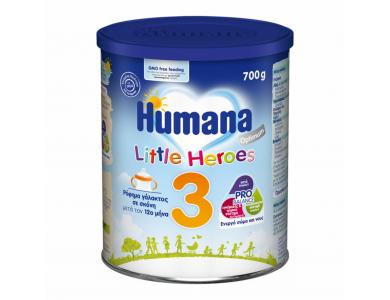 HUMANA - Humana 3 Optimum, μετά τον 12ο μήνα, 700gr