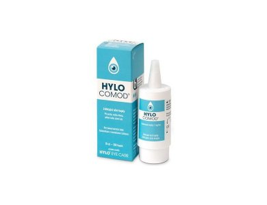 URSAPHARM Hylo Comod Eye Drops Λιπαντικές Οφθαλμικές Σταγόνες 10ml