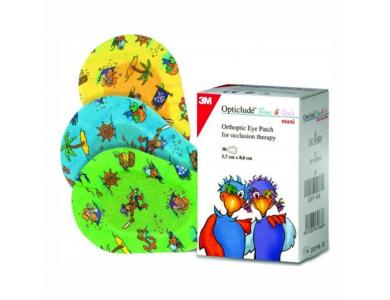Opticlude Maxi Boys & Girls Maxi, Παιδικά Οφθαλμικά Επιθέματα, 20τμχ