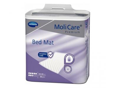 Hartmann MoliCare Premium Bed Mat Υποσέντονο, 8 σταγόνων, 60x90, 30τμχ