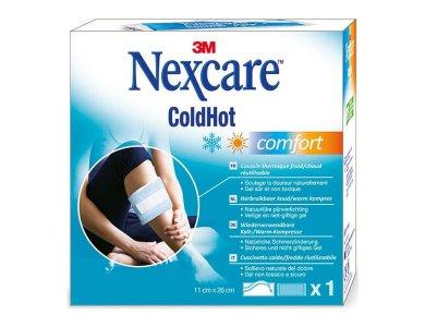 3M Nexcare Coldhot Comfort Παγοκύστη & Θερμοφόρα Πολλαπλών Χρήσεων 11cm x 26cm, 1τμχ