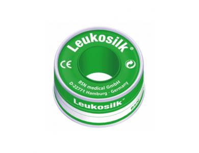 LEUKOSILK 2,5CMX4,6M 72669-01 X1TEM 2,5X4, BSN MEDI