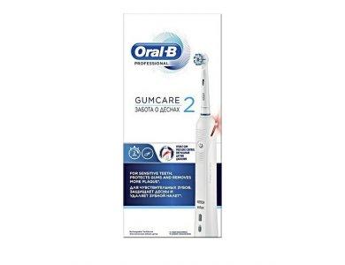 Oral-B Professional Gumcare 2 Ηλεκτρική Οδοντόβουρτσα
