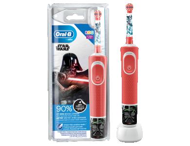 Oral-b Vitality Kids Ηλεκτρική Οδοντόβουρτσα Star Wars για Παιδία 3+