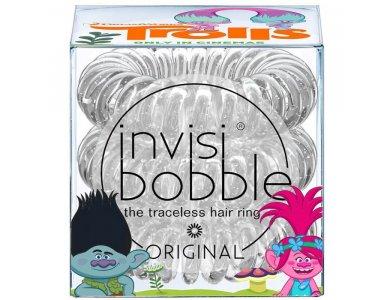 Ambitas Invisibobble Original Trolls Λαστιχάκια Μαλλιών 3 Τεμάχια