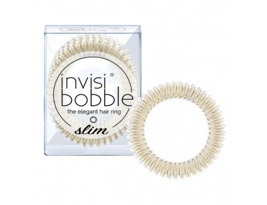 Invisibobble Slim Stay Gold 3τμχ