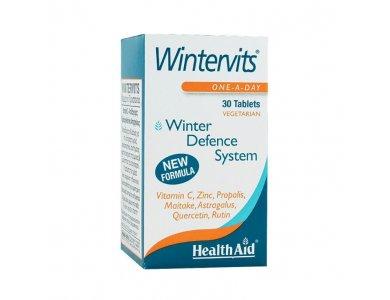 Health Aid Wintervits, Ανοσοποιητικό & Τόνωση, 30 Tablets