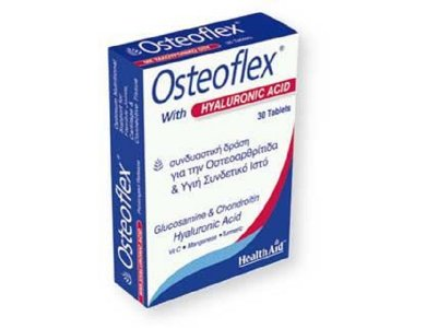 HEALTH AID OSTEOFLEX HYALURONIC 30'S