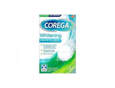 COREGA WHITENING 36 TABLETS