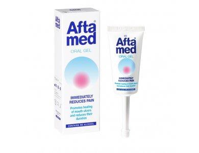 Aftamed Oral Gel Στοματική Γέλη 15ml