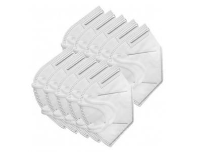 Μάσκα Υψηλής Προστασίας Τύπου ΚΝ95 FFP2, 10 τεμάχια