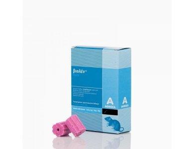 Βιολέν Blocks 260gr Ποντικοφάρμακο
