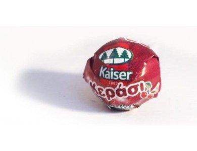 Kaiser Γλυφιτζούρι για Παιδιά με 5 Βιταμίνες - Κεράσι 1τμχ