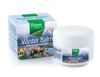 Power Health Winter Balm Αποσυμφορητικό με Ευκάλυπτο για Εντριβή ή Εισπνοή 50gr
