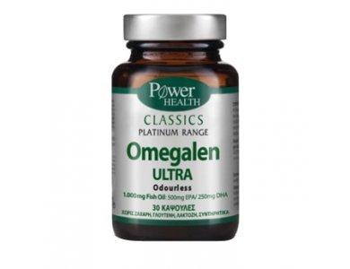 Power Health Classics Platinum Omegalen Ultra Odourless 30caps