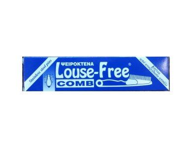 Louse-Free Ψειροκτένα (από ανοξείδωτο ατσάλι)