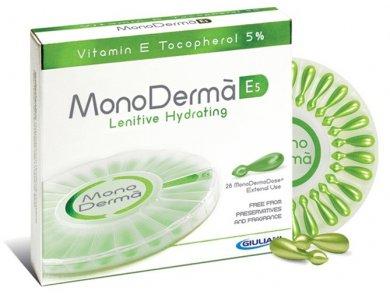 Pharmaq Monoderma E5 Καθαρή Βιταμίνη Ε σε μονοδόσεις, 28 amps