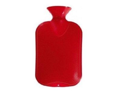 Ag Pharm Heating Pad, Θερμοφόρα Νερού Κόκκινη LATEX, 2000ml