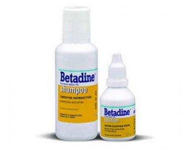 BETADINE CUT.SOL 10% FLx30ML  Πηγή: Γαληνός Οδηγός Φαρμάκων