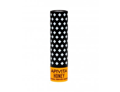 APIVITA LIP CARE BIO-ECO ΜΕ ΜΕΛΙ  4,4GR