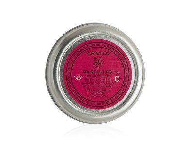 Apivita Pastilles, Βατόμουρο & Πρόπολη, 45gr