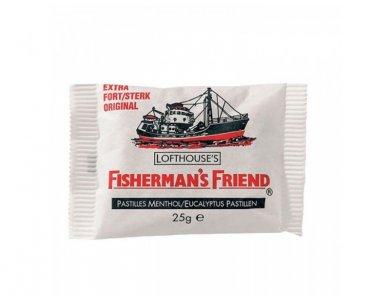 FISHERMANS Friend Original Καραμέλες Μινθόλης & Ευκαλύπτου 25gr