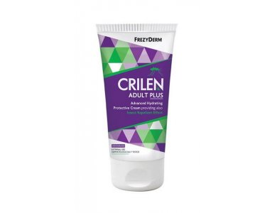 Frezyderm Crilen Adults Plus Εντομοαπωθητικό Γαλάκτωμα Ενηλίκων 125ml