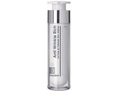 FREZYDERM ANTI-WRINKLE RICH DAY CREAM Αντιρυτιδική Κρέμα Με Συσφικτική & Ανορθωτική Δράση (45+) 50ml