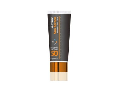 Frezyderm Active Sun Screen Face Make-Up SPF30 Αντηλιακό Make-Up Ενυδάτωσης και Αντιγήρανσης 30ml