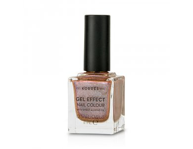 Korres Gel Effect Nail Colour 33 Dazzle Me Βερνίκι Νυχιών, 11ml