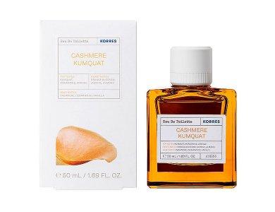 Korres Cashmere Kumquat Eau De Toilette, Γυναικείο Άρωμα, 50ml