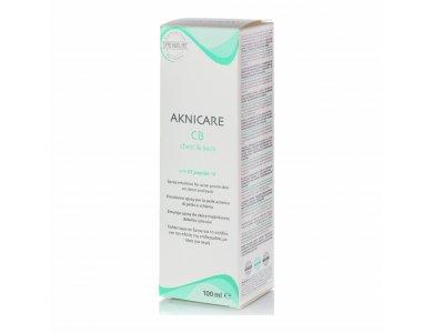 Synchroline Aknicare CB Spray Για Στήθος & Πλάτη Για Επιδερμίδες με Ακμή, 100ml
