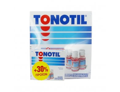 TONOTIL 10 ΦΙΑΛ X10ML & 30% Προϊόν