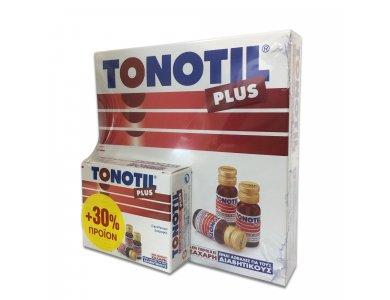 TONOTIL PLUS 10 ΦΙΑΛ X10ML & 30% Προϊόν