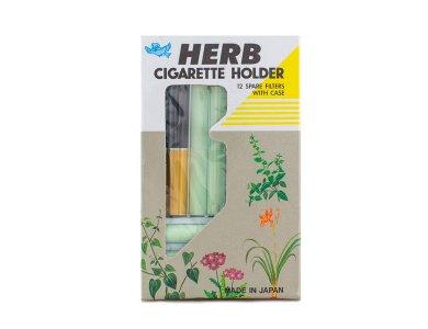 HERB CIGARETTE HOLDER 12 ΦΙΛΤΡΑ