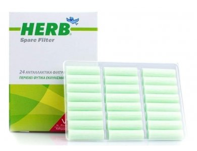 HERB SPARE FILTERS 24τεμ.