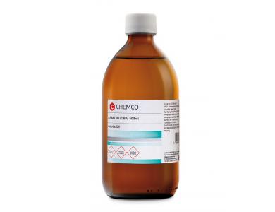 Chemco Ελαιο Jojoba (Τζοτζόμπα) Εξευγενισμένο, 500ml