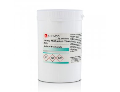 CHEMCO Νάτριο Ανθρακικό Όξινο, 350gr