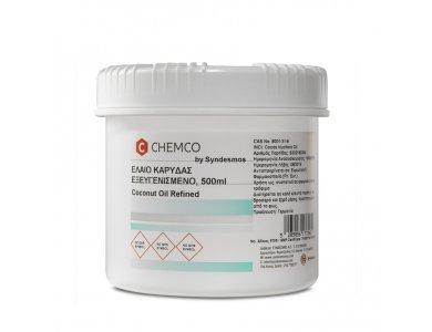 Chemco Huile De Coco (Λαδι Καρυδασ) Ph.Eur. 500ml