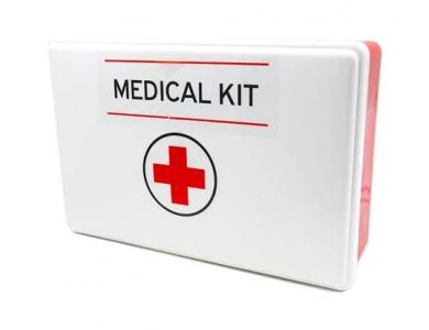 Syndesmos Medical Kit Προστασίας από Κορονοϊό για Επιχειρήσεις & Ξενοδοχεία, 1 Κουτί.