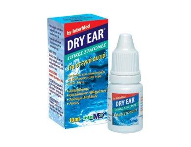 INTERMED DRY EAR DROPS 10ML