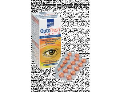 Intermed Optofresh Forte με Βιταμίνη Α, Βιταμίνες για τα Μάτια, 60tabs