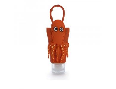 Intermed Reval Plus Antiseptic Hand Gel Plus Lemon Octopus, Αντισηπτικό Χεριών Χταποδάκι, 30ml