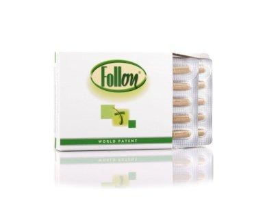 Inpa Follon Συμπλήρωμα Διατροφής για την Αντιμετώπιση της Τριχόπτωσης, 60caps