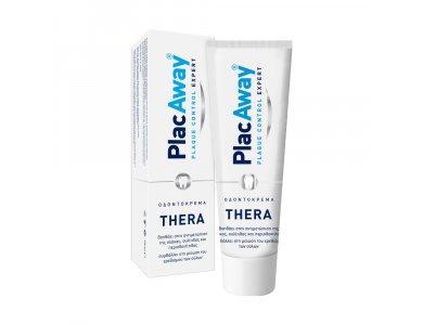 Plac Away Thera Plus Θεραπευτική Οδοντόπαστα Με Χλωρεξιδίνη 0,2%, 75ml